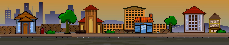 Backgrounds     ...2d City Background