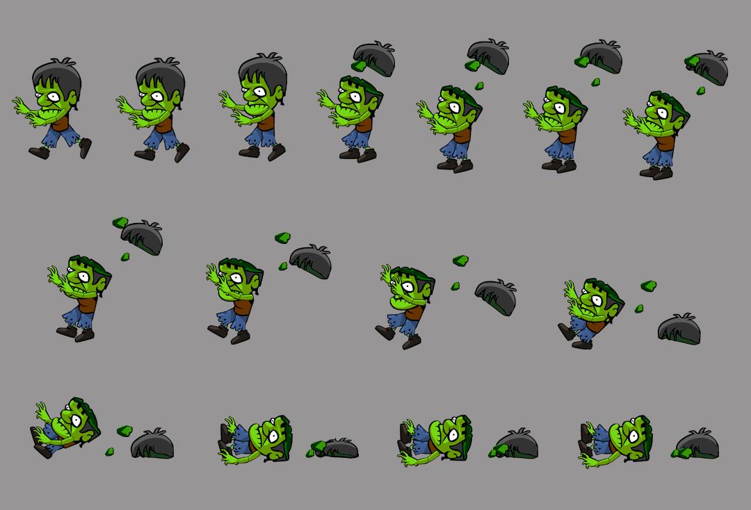 Zombie Attacks IOS WillyAndTeam