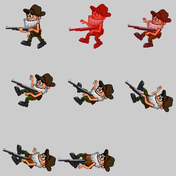 Deer-Hunter_Death_Spritesheet3x3