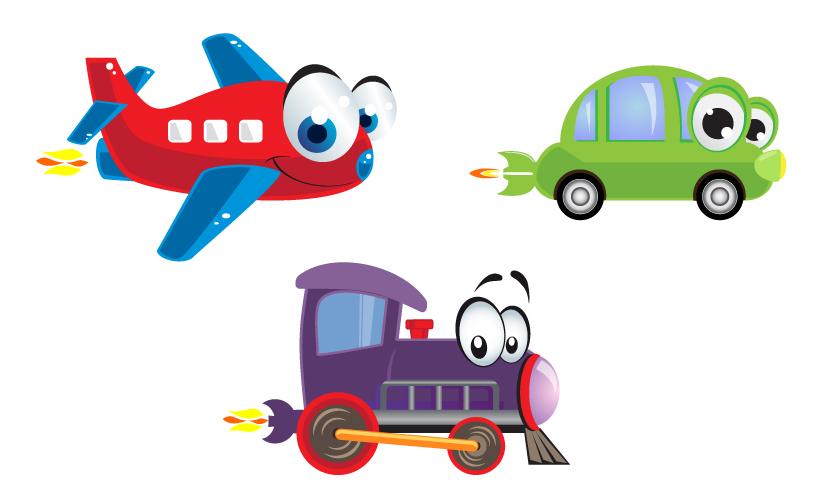 PlanesTrainsCars